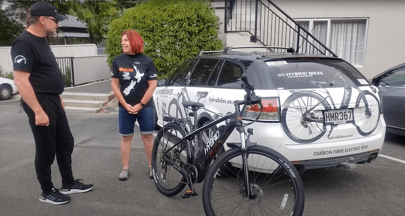 3000km from Bluff to Cape Reinga on a Hybrid E-Bike