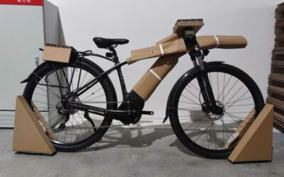 Hybrid Bikes Recyclable Packaging Initiative